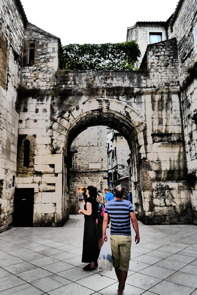 Paleis van Diocletianus in Split